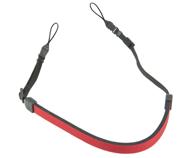 The Bin/Op Strap - QD in Red