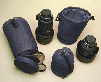 Lens/Filter Pouch