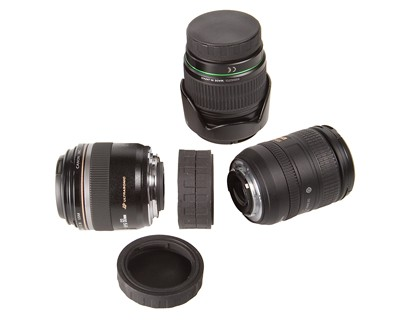 Lens Mount Cap
