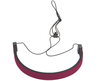 The Mini Loop Strap™ - QD in Wine