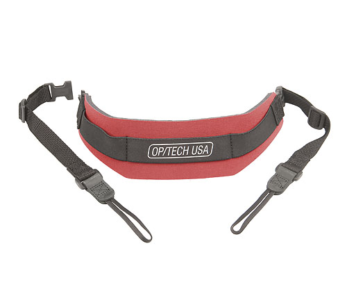 The Pro Loop Strap in Red