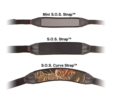 All versions of the S.O.S. Strap