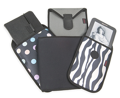 Soft Pouch - Computer Sleeve for Kindle
