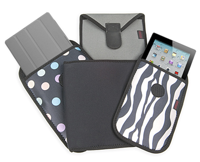Soft Pouch - Computer Sleeve for iPad