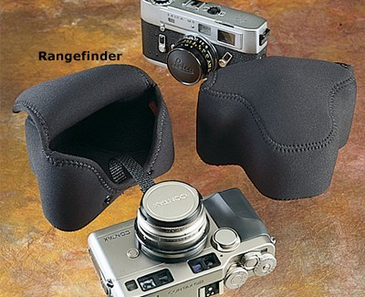Soft Pouch - SLR and Rangefinder in size Rangefinder