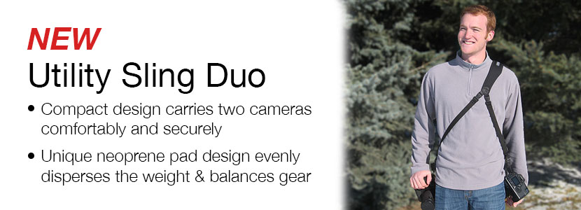 Utility Sling Duo coming soon