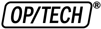 old OP/TECH logo